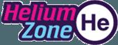 Helium Zone logo