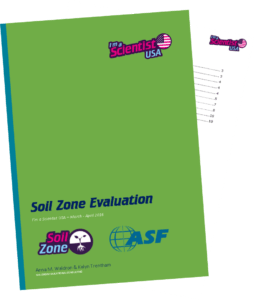Soil zone evaluation