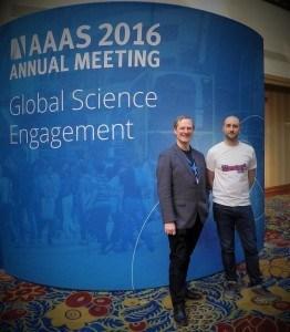 AAAS 2016 Maynard MacLean